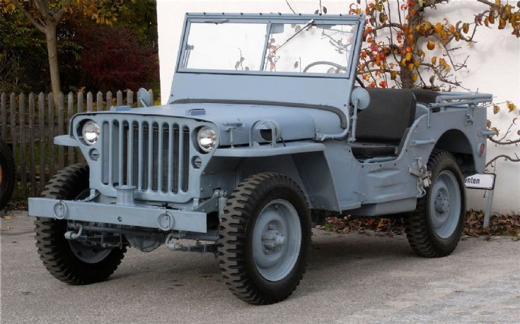 1942 GPW Ford Military Jeep http://www.military-vehicle-photos.com/picture/number8511.asp