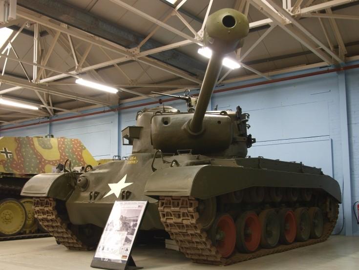 M26 General Pershing II