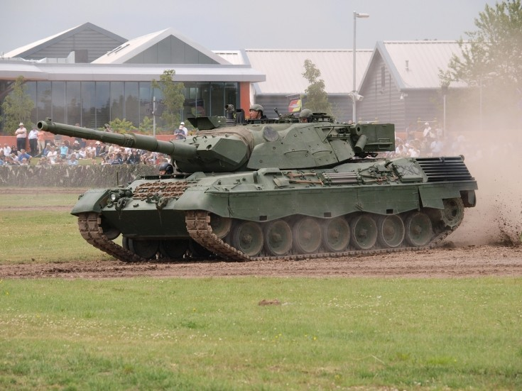 Picture of Leopard C2