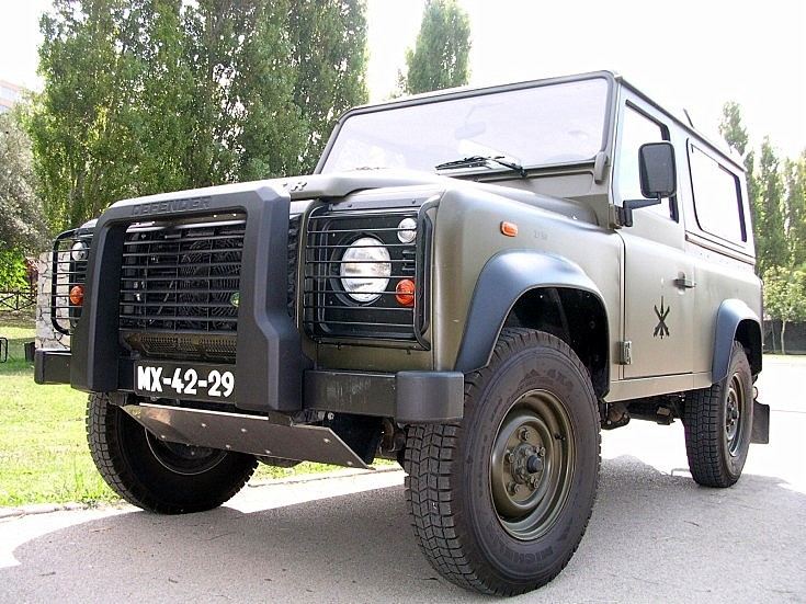 Photo of Land Rover Defender 90