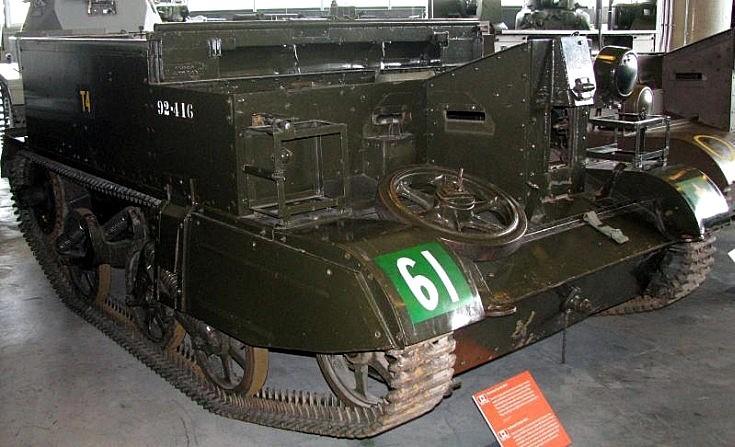 Universal Carrier Mk.ii Universal Bren Gun Carrier mk