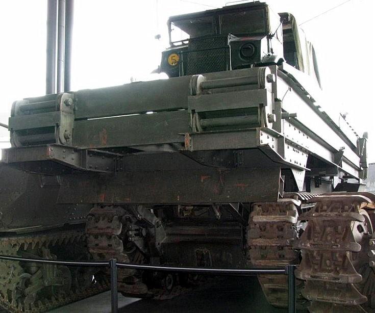 Churchill Mk IV Great Eastern Ramp