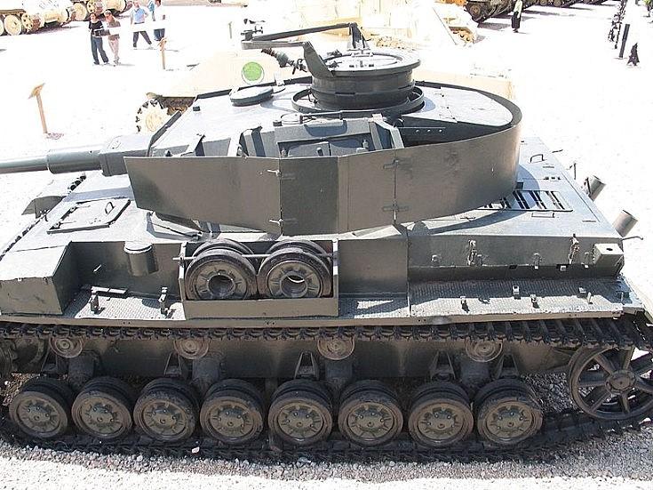 Panzerkampfwagen IV Ausf G