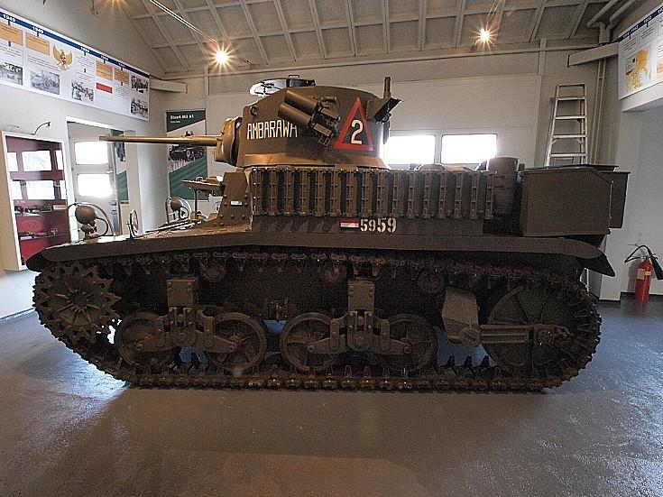 Stuart M3A1 'Ambarawa'