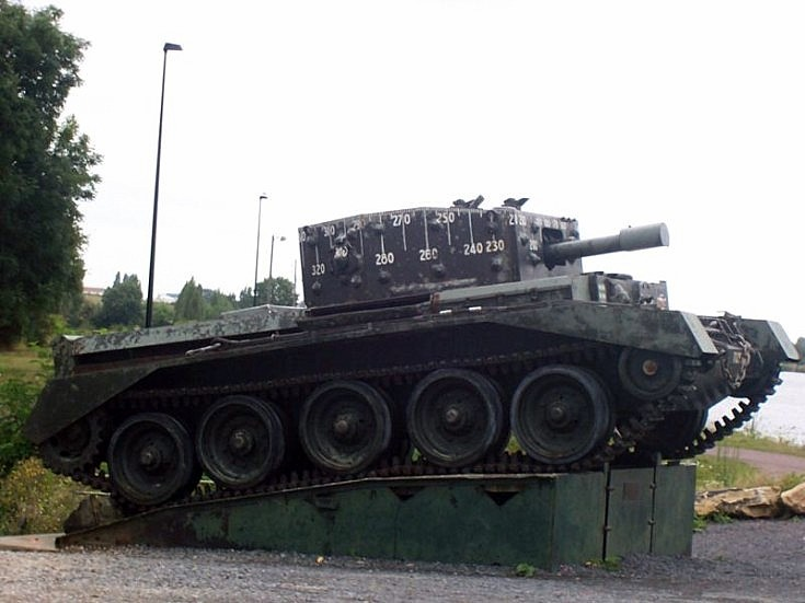 Cruiser, Mk VIII