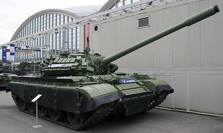Serbian T-55H
