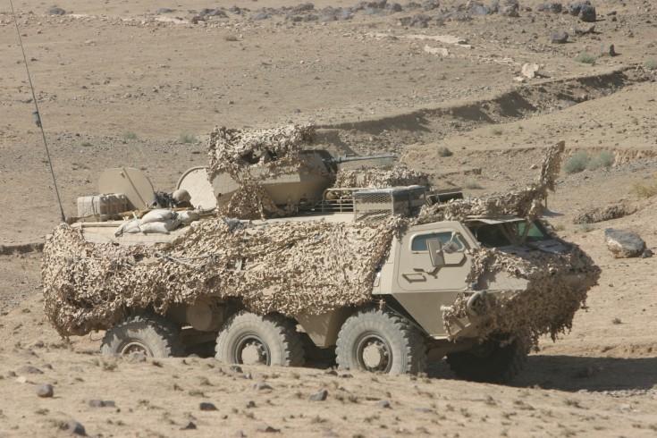 XA-180EST in Afghanistan
