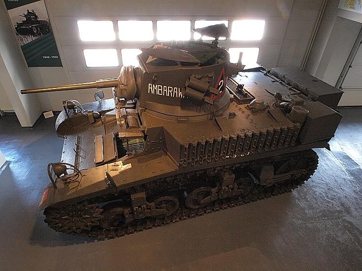 Photo of Stuart M3A1 'Ambarawa'
