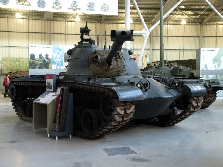 M48 General Patton