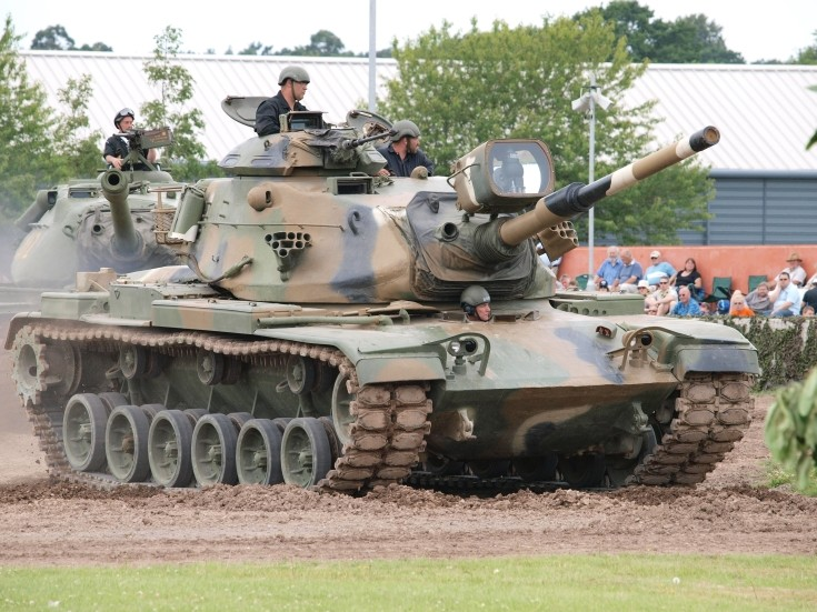 Picture of M60A1