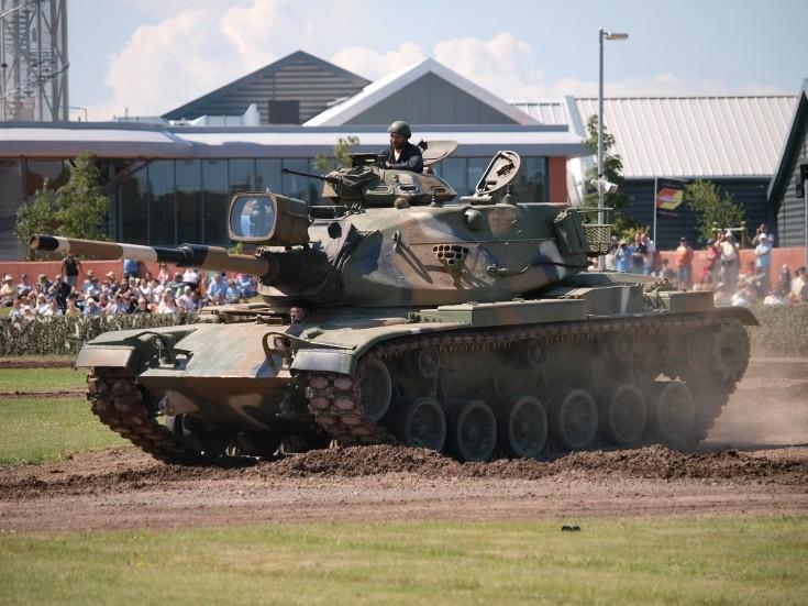 M60A1 demo
