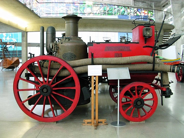 Arsenal Navy Fire engine