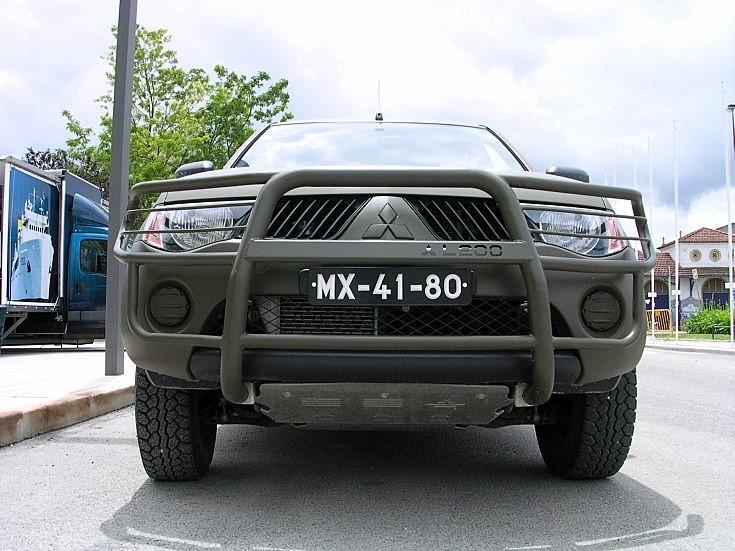 Mitsubishi L200 MX-41-80