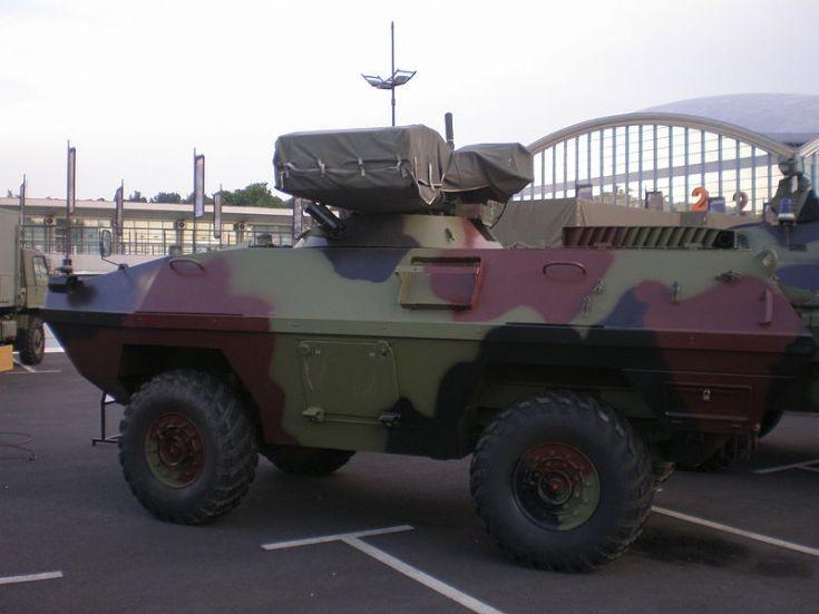 BOV-1 anti-tank vehicle