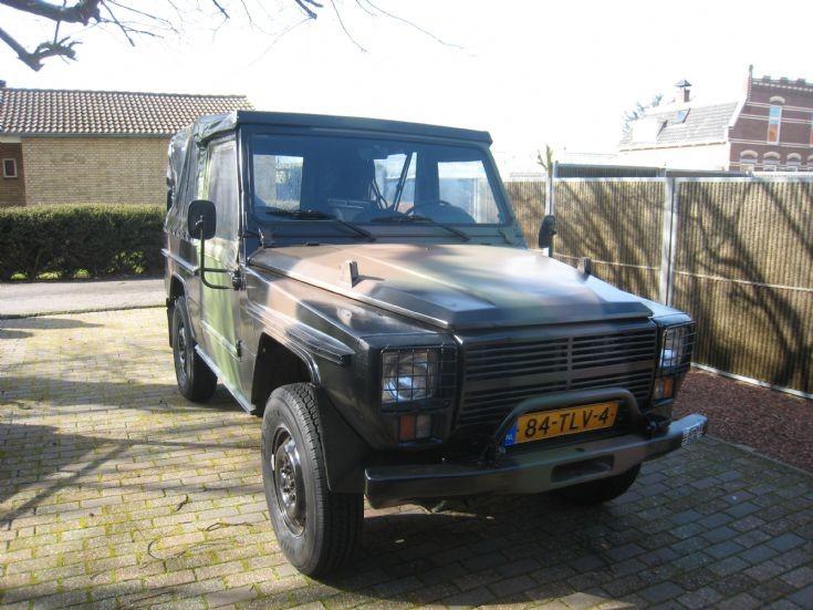 Dutch Peugeot P4