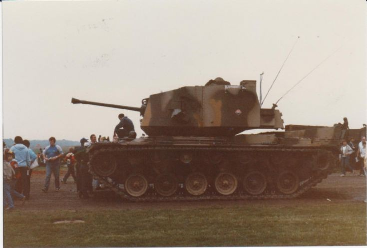 Ford M247 Sgt. York