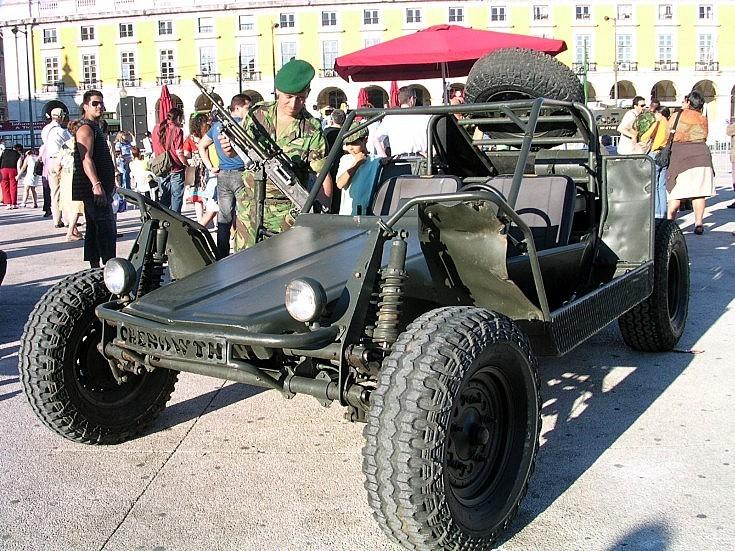 Portuguese Chenowth 4x2 Buggy