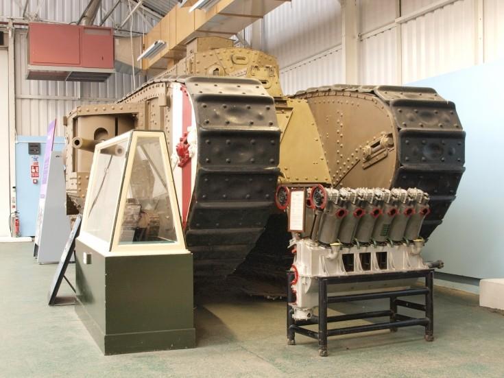 Mark VIII Tank
