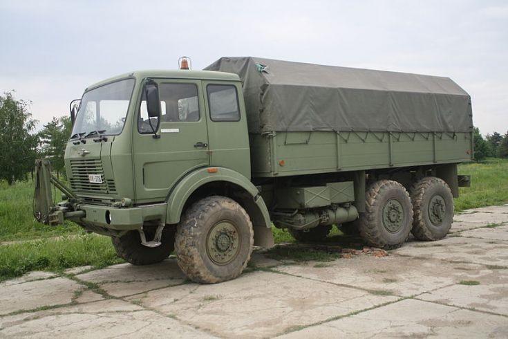 FAP 2026 BDS/AVG truck