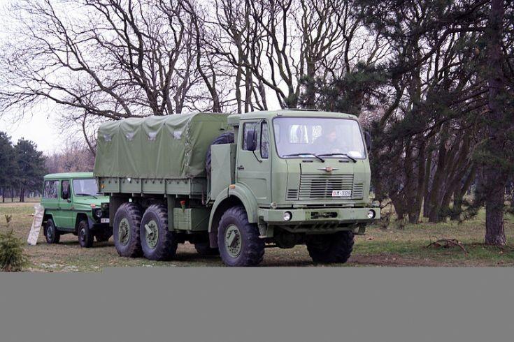 FAP 2026 military truck