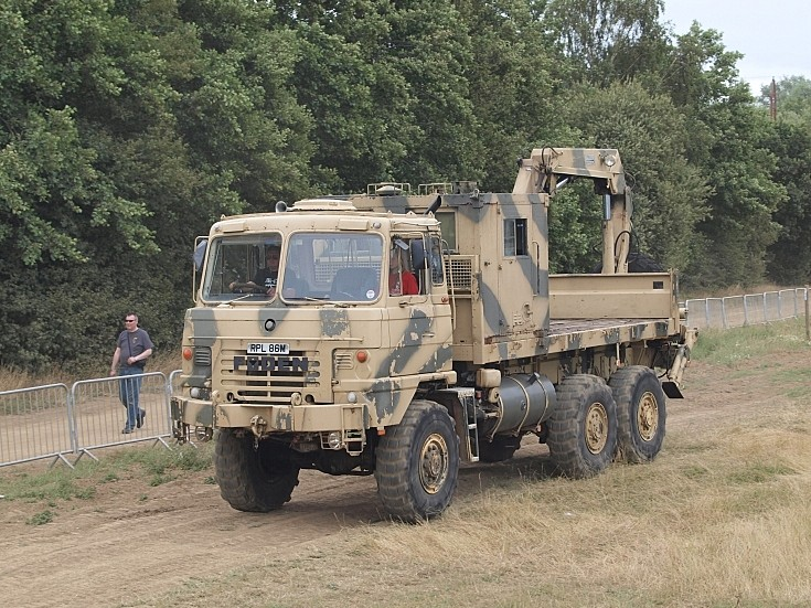 Photo fo Foden recovery truck