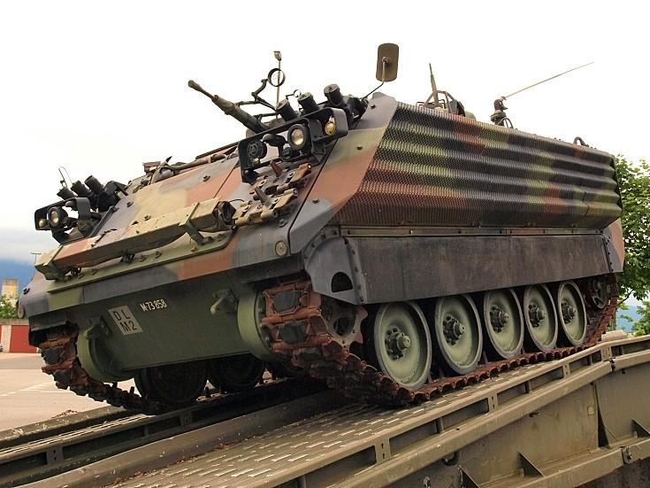 M113 Schutzenpanzer 63 / 89