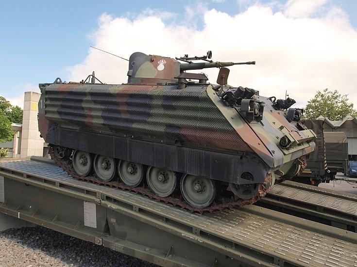 M113 Schutzenpanzer 63 / 89 in Switzerland