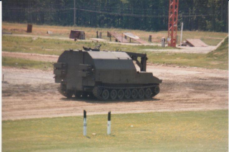 US M992 FAASV