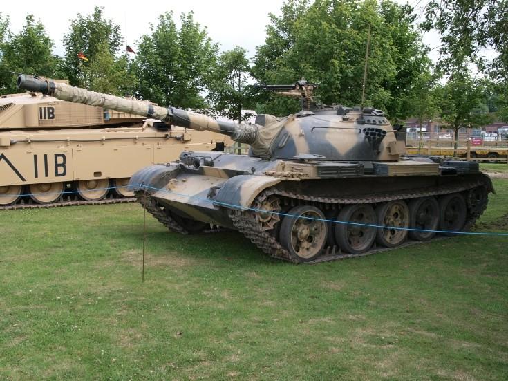 T-59 tank