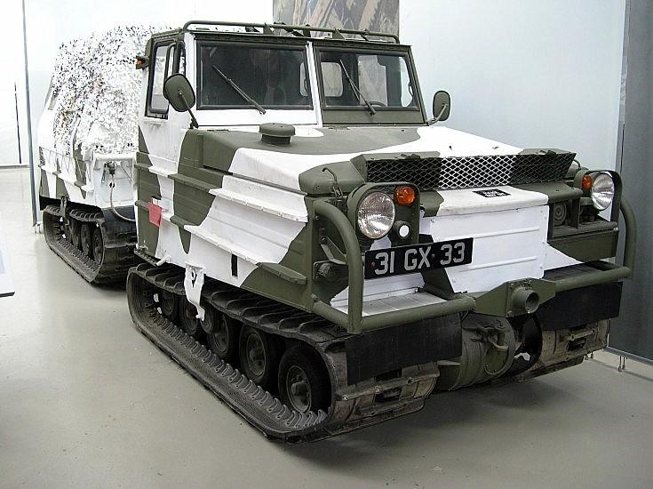Tracked Bandvagn 202e