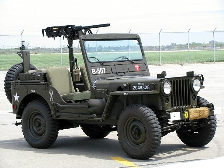 Willys in Canada