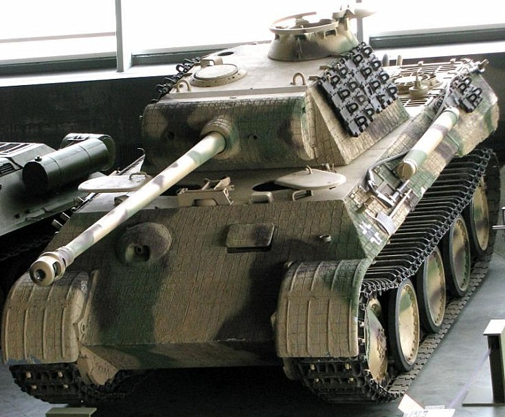 1942 Panzerkampfwagen V