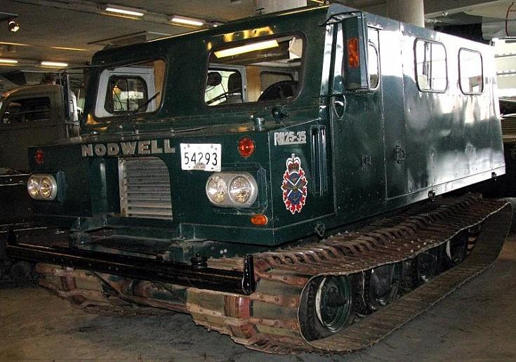 Nodwell RN25-35 at Canadian War Museum