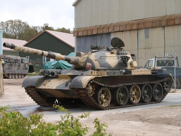 T-59 at Tank Museum Bovington