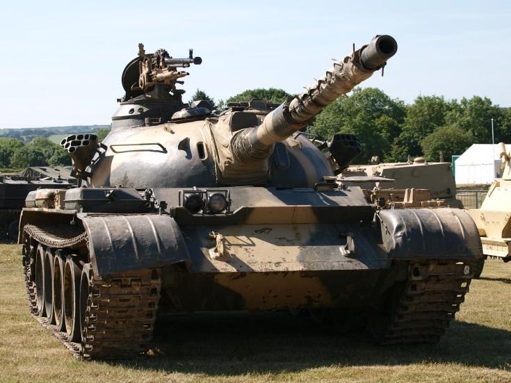 Photo of T-59 tank