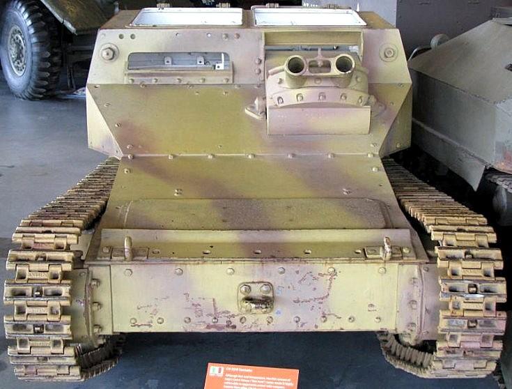 CV33/II (renamed L3/33 in 1938)