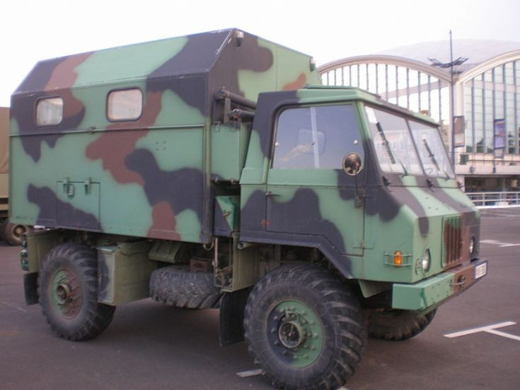 TAM-110 military truck