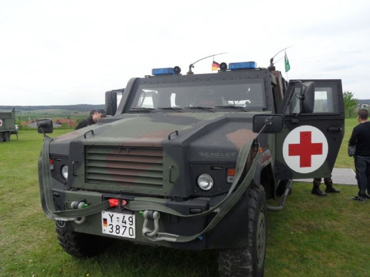 Mowag Eagle IV BAT at Rettmobil