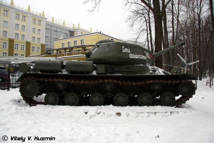 Picture of ИС-2(IS-2)