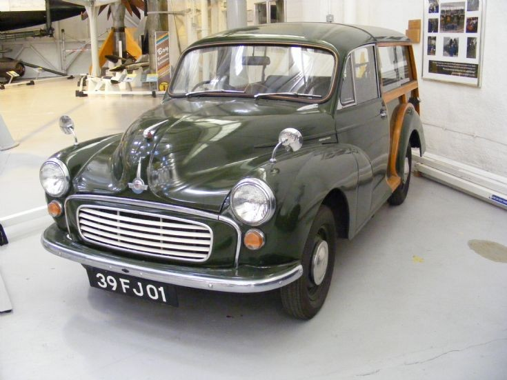 RAF Morris Minor 1000 Traveller