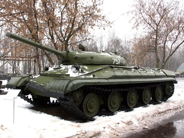 Object 757 with PTRK