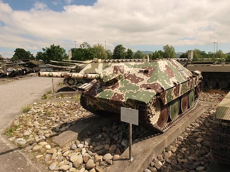 Picture of Jagdpanzer 38(t) 'Hetzer'
