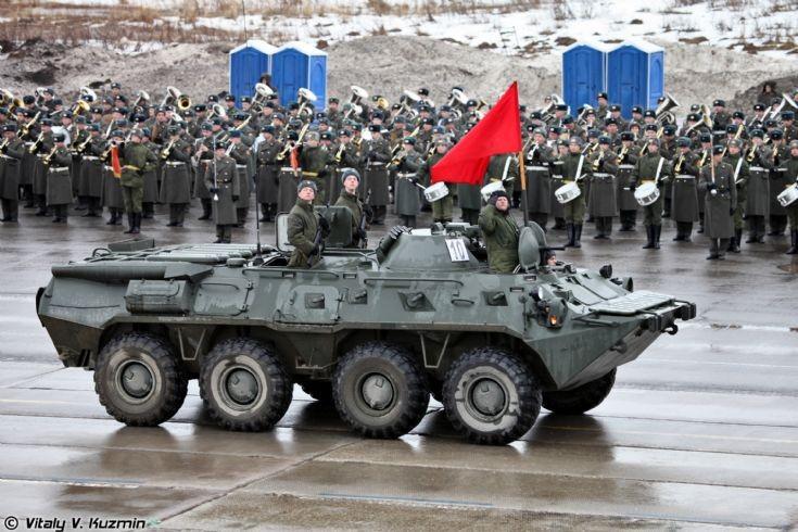 БТР-80. (BTR-80.)