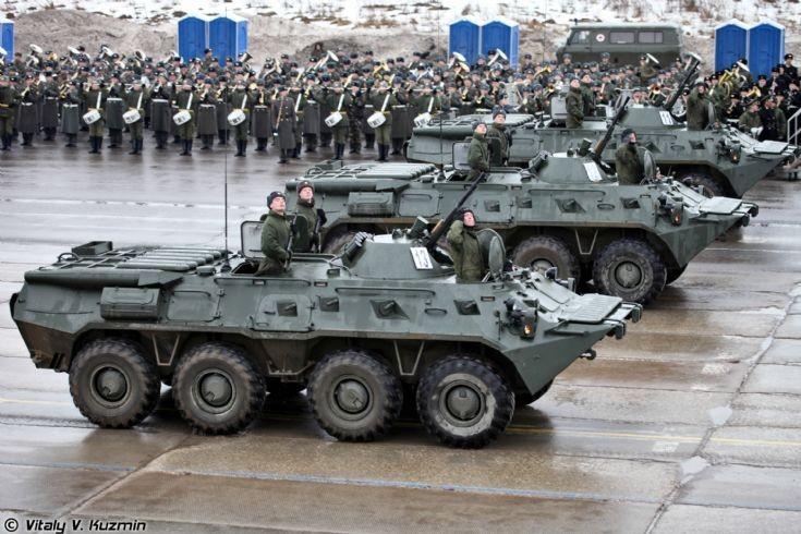 Arzamaz БТР-80. (BTR-80.)