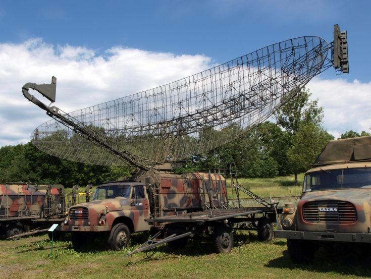 Jawor M-2 Surveillance Radar