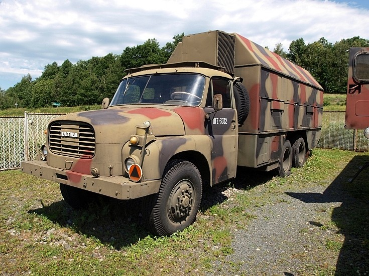 Tatra Radar unit assist