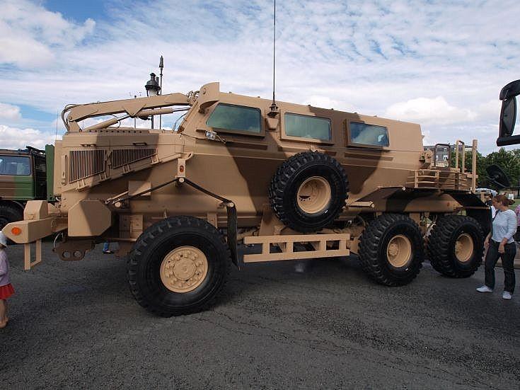 Photo of Buffalo MRAP