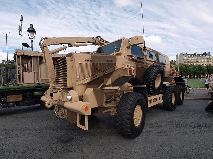Picture of Buffalo MRAP