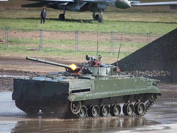 БМП-3 (BMP-3 IFV) in Russia