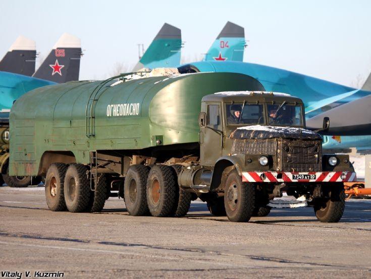 TZ-22 fuel vehicle